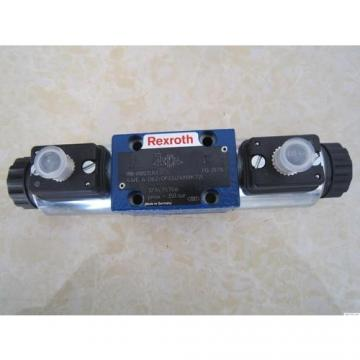 REXROTH 4 WMM 6 E5X/F R900408269 Directional spool valves