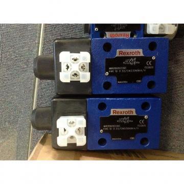REXROTH 4WE 6 T6X/EG24N9K4/V R901034070 Directional spool valves
